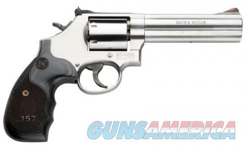 Smith and Wesson 686 3-5-7 Magnum Series Stainless .357 Mag 5-inch 7 Rd TALO Exclusive  Guns > Pistols > L Misc Pistols