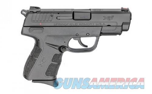 "SPRGFLD XDE 9MM 3.8"" BLK 9RD  Guns > Pistols > L Misc Pistols"