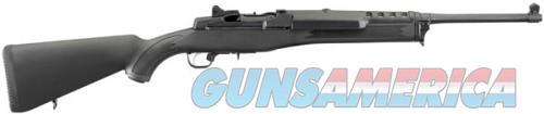Ruger Mini-14 223 BL/SYN Ranch 5rd  Guns > Rifles > R Misc Rifles