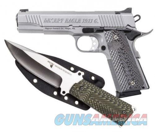 Mri De1911gss-k 45acp 5 8rd  Guns > Pistols > Desert Eagle/IMI Pistols > Other