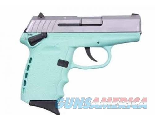 SCCY CPX1 Blue/Stainless 9mm 3.1-inch 10rd  Guns > Pistols > L Misc Pistols