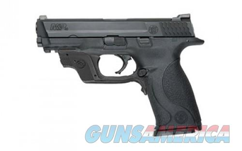 "SMITH&WESSON M&P 4.25"" 15RD 40SW BLK GRN LSRGD  Guns > Pistols > Smith & Wesson Pistols - Autos > Polymer Frame"