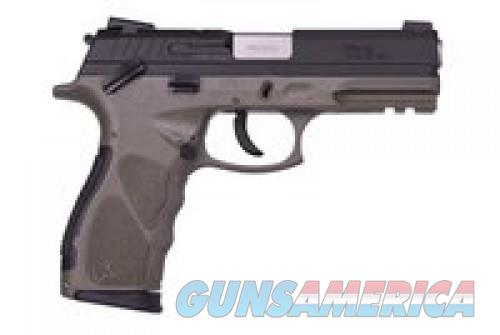 "Taurus Th9 Pistol 9mm Black Slide Od Green Frame 17+1 Adjustable Sights 2 Mags 4.27"" Barrel  Guns > Pistols > L Misc Pistols"