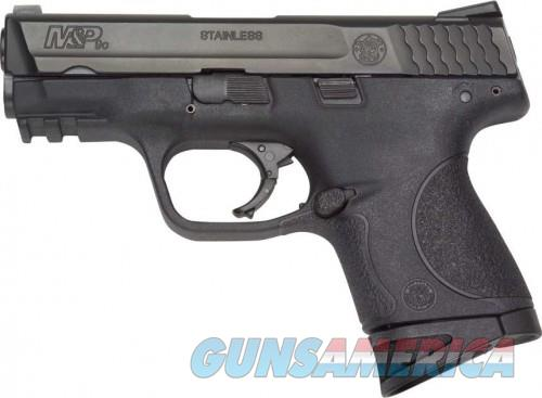 Smith & Wesson M&P9C 9MM 3.5 FDE POLY BLK SS 12RD  Guns > Pistols > Smith & Wesson Pistols - Autos > Polymer Frame
