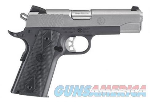 Ruger SR1911 Pistols - Stainless Steel (Full Size)  Guns > Pistols > L Misc Pistols