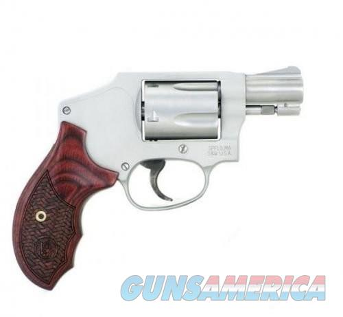 Smith and Wesson 642 Performance Center Matte Stainless / Wood .38 SPL 1.825-inch 5Rd  Guns > Pistols > L Misc Pistols