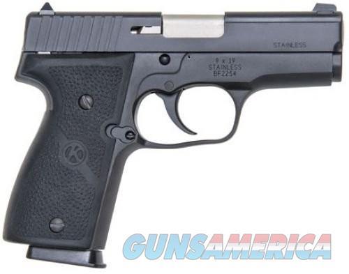 Kahr Arms K9094 K9 Pistol 9mm 3.5-inch Black  Guns > Pistols > Kahr Pistols