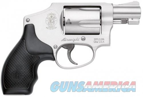 Smith Wesson J-Frame Centerfire Revolvers - Matte Black finish  Guns > Pistols > Smith & Wesson Revolvers > Small Frame ( J )