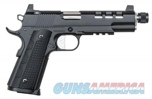 CZ DAN WESSON  DISCRETION 9MM BLK SUPP READY NS RAIL  Guns > Pistols > L Misc Pistols
