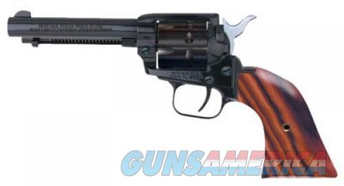 Heritage Firearms 22LR/22WMR 4.75-inch 9rd Includes 22LR/22WMR Cylinders Cocobolo Grips.  Guns > Pistols > L Misc Pistols