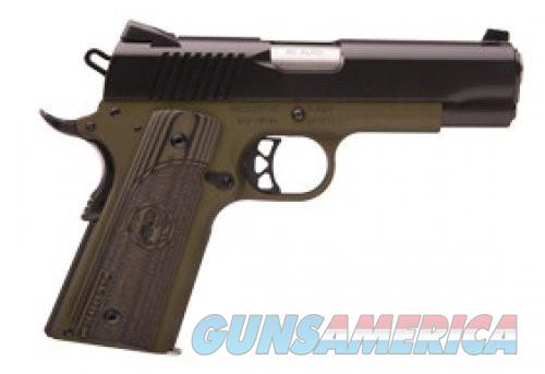 RUGER SR1911-CMD-LW 45PST OD/B  Guns > Pistols > L Misc Pistols