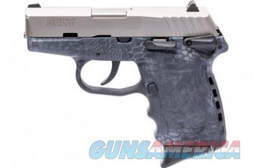 SCCY CPX2-TT PISTOL DAO 9MM  Guns > Pistols > L Misc Pistols