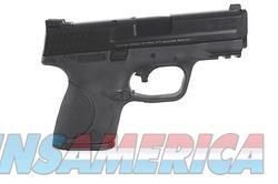 Smith and Wesson M&P 40 Compact Black .40S&W 3.5in Barrel 10rd No Mag Safety/No Thumb Safety  Guns > Pistols > L Misc Pistols