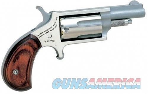 North American Arms Mini Revolver 22/22M 1.625-inch Fixed Sights 5rd  Guns > Pistols > North American Arms Pistols