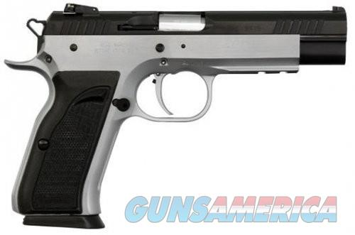 EAA TANFO WITNESS P MATCH 9MM 4.75 AS 17RD  Guns > Pistols > EAA Pistols > Other