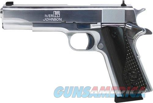 IVER JOHNSON 1911A1 .38 SUPER  Guns > Pistols > Rock River Arms Pistols