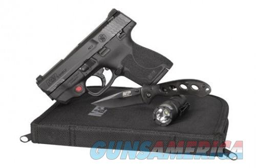 Smith and Wesson M&P9 Shield 2.0 EDC Kit 9mm LSR 3.1-inch 8Rds  Guns > Pistols > L Misc Pistols