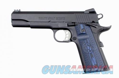 Colt 1911 Pistols - Black Cherry (Full Size)  Guns > Pistols > L Misc Pistols