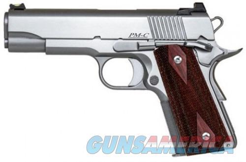 CZ Dan Wesson Pointman Carry Stainless .38 Super 4.25-inch 8Rds  Guns > Pistols > CZ Pistols