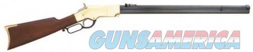 Cimarron Firearms CA288 Blued/ Brass 45 LC 24-Inch 12Rd  Guns > Rifles > Cimarron Rifles > Lever