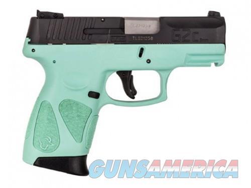 Taurus G2C CYAN/BLK 9MM 3.25-inches 12Rds  Guns > Pistols > L Misc Pistols