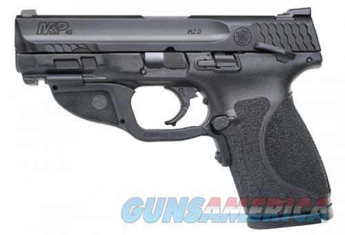 "S&W M&P2.0 40SW 4"" 13RD BL TS LG GRN  Guns > Pistols > L Misc Pistols"