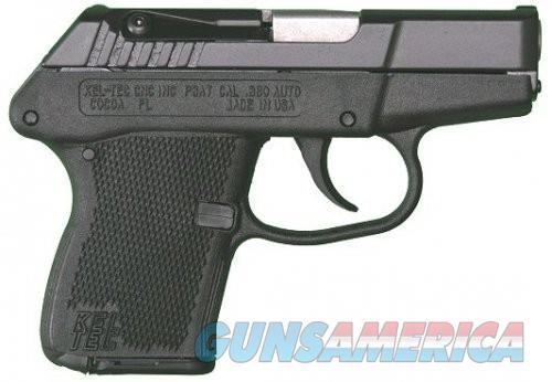 Kel-Tec P-3AT .380ACP Black/Black 6rd  Guns > Pistols > Kel-Tec Pistols > Pocket Pistol Type