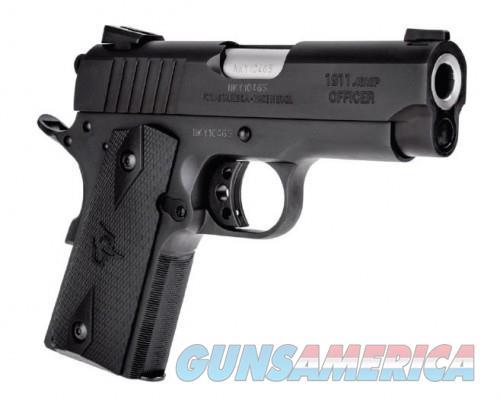 TAU 1911 OFFICERS 45ACP 3.5 2 8RD  Guns > Pistols > L Misc Pistols