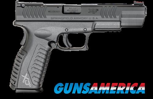 "Springfield Armory XDM95259BHCE XD(M) Competition DAO 40 Smith & Wesson 5.25"" 16+1 Black  Guns > Pistols > Springfield Armory Pistols > XD-M"