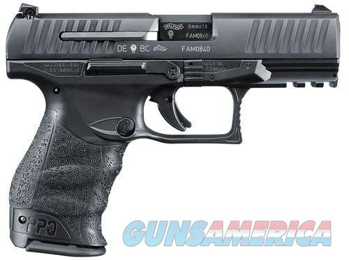 Walther PPQM2 Black 9mm 4-inch 10Rnd  Guns > Pistols > Walther Pistols > Post WWII > P99/PPQ