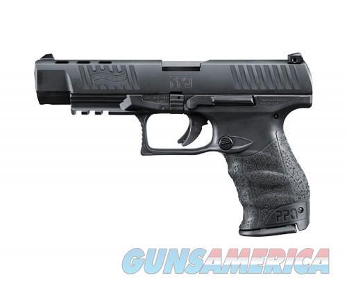 Walther PPQ M2 Pistol .40SW 5-inch 12rd Black Polymer Fixed Sights  Guns > Pistols > L Misc Pistols