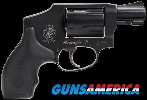 Smith and Wesson Model 442 Matte Black .38SPL P 1.875in Barrel 5rds No Internal Lock  Guns > Pistols > Smith & Wesson Revolvers > Pocket Pistols