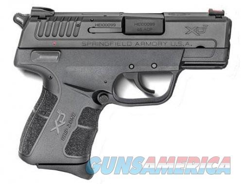 Springfield Armory XD-E Pistol - Natural (Sub-Compact)  Guns > Pistols > Springfield Armory Pistols > XD-E