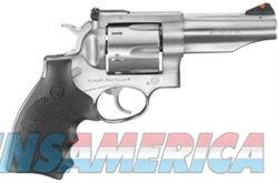 "Ruger 5026 Redhawk DAA 44 RemMag 4""  6rd Stainless  Guns > Pistols > Ruger Double Action Revolver > Redhawk Type"
