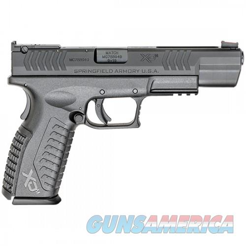 "Springfield Armory XDM952545SHC XD(M) Competition DAO 9mm 5.25"" 19+1 Black  Guns > Pistols > L Misc Pistols"