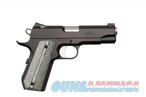 ALPHA CARRY 45 ACP BLK  Guns > Pistols > Ed Brown Pistols
