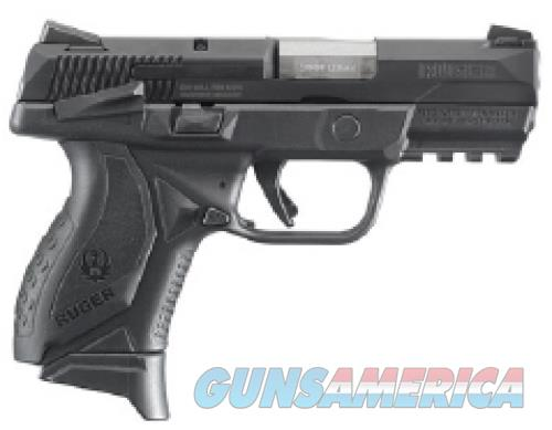 Ruger American Pistol Compact - Stainless Steel (Compact)  Guns > Pistols > L Misc Pistols