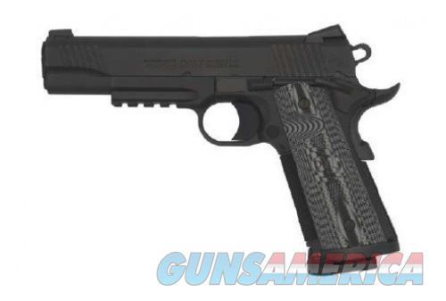 Colt Firearms Combat Unit 1911 Rail Gun 9mm 5-inch 9Rds Night Sights TALO Exclusive  Guns > Pistols > L Misc Pistols