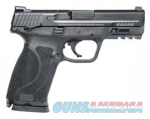 Smith & Wesson M&P M2.0 45 acp 10 Round Black Thumb Safety  Guns > Pistols > L Misc Pistols