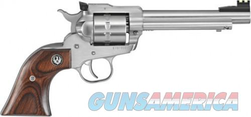 Ruger Single TEN 22 LR 5.5 inch Stainless AS  Guns > Pistols > Ruger Single Action Revolvers > Single Six Type