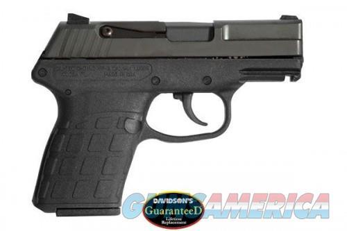 Kel-Tec PF-9 Nickel Boron / Black 9mm / 9mm 3-inch 7Rds  Guns > Pistols > Kel-Tec Pistols > Pocket Pistol Type