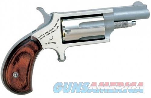 North American Arms Mini Revolver 22 Mag 1.625-inch Fixed Sights 5rd  Guns > Pistols > L Misc Pistols