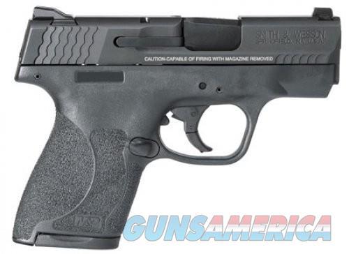 "Smith & Wesson M & P Shield M2.0 Black .40 S&W 3.1"" 6 Round S&W M&P SHLD M2.0 40SW 3.1""  Guns > Pistols > L Misc Pistols"