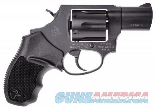 Taurus 856 Ultra Lite Matte Black .38 SPL 2-inch 6Rds  Guns > Pistols > L Misc Pistols