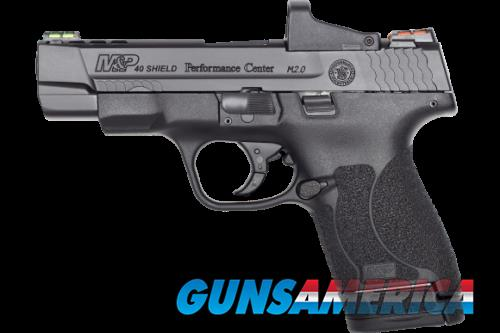 "Smith & Wesson M&P40 Shield 11798 PFMC 40 2.0 4"" PT 7/6rd  Guns > Pistols > L Misc Pistols"