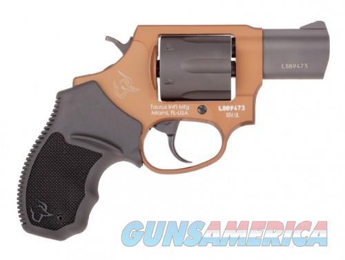 Taurus 856 Ultra Lite Bronze / Black .38 SPL 2-inch 6Rds  Guns > Pistols > L Misc Pistols