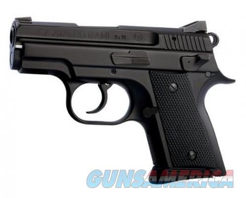 CZ 2075 RAMI BD 9MM BLK DECOCKER NS 14RD  Guns > Pistols > L Misc Pistols