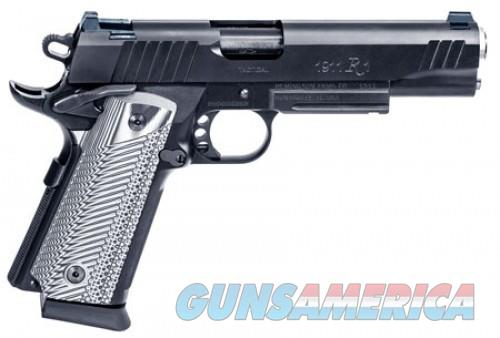 R1 1911 TACTICAL 5 45ACP 15 RD DOUBLE STACK  Guns > Pistols > Remington Pistols - Modern > 1911