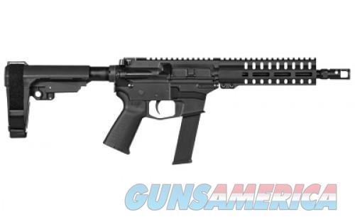 "CMMG BANSHEE 200 PSTL 40SW 8"" BLK  Guns > Pistols > L Misc Pistols"