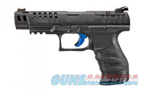 Walther PPQ M1 Q5 Match 9MM 4-inches 15Rds  Guns > Pistols > L Misc Pistols
